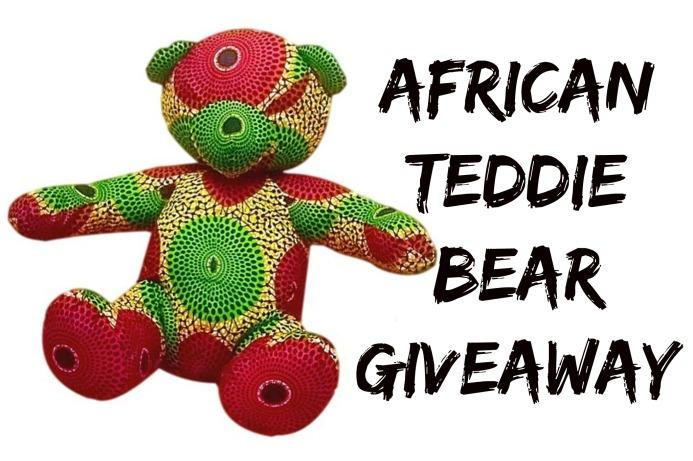 Teddy bear giveaway